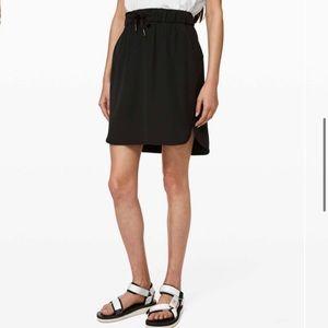 Lululemon On Fly Skirt-Woven